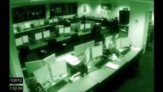 Office Ghost on 3am Debunked