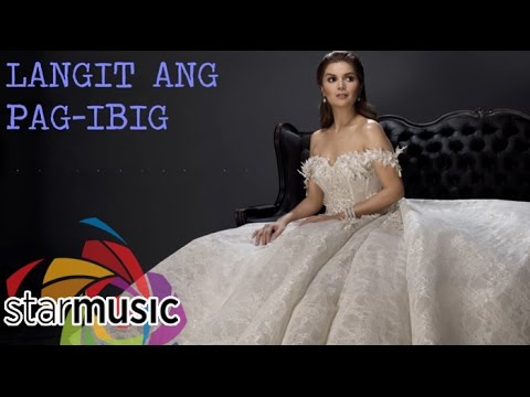 Donna Cruz - Langit Ang Pag-Ibig (Official Lyric Video)