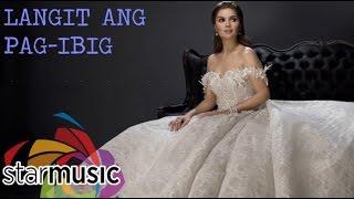 Donna Cruz - Langit Ang Pag-Ibig (Official Lyric Video)