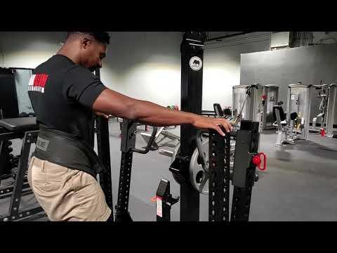 Rogue Belt Squat Machine