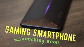 First look - Nubia Red Magic Gaming Smartphone launching soon in India (Hindi)