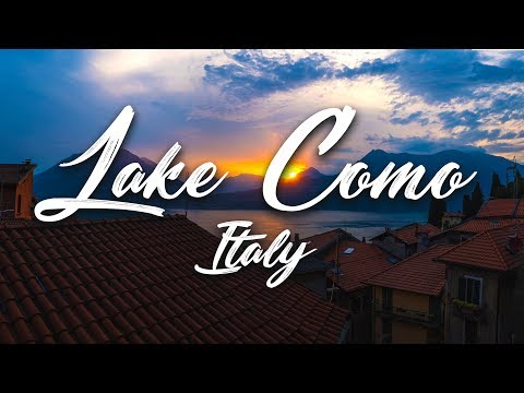 TRAVEL TIP: How to Relax in LAKE COMO, ITALY