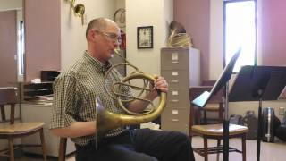 Natural Horn Today -- Horn Notes Edition