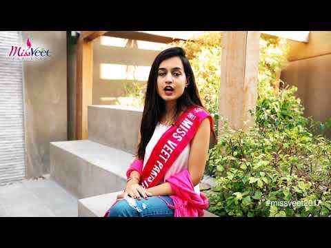 Miss Veet 2017 - Winner Transformation Journey