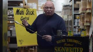 Wayne Tanswell - The Essential Guide to Hand Painted Signs