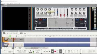 Reason Tutorial: Film Score Pulse Bass / Synth Arpeggio