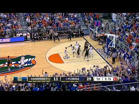 03/06/2013 Vanderbilt vs Florida Men