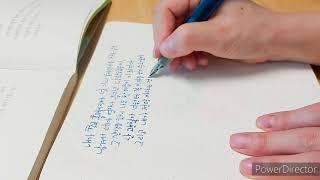 5학년필독도서 받은편지함 읽고 손글씨쓰기
