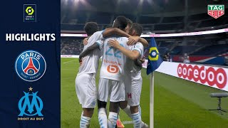 PARIS SAINT GERMAIN OLYMPIQUE DE MARSEILLE 0 1 Highlights PARIS SG OM 2020 2021