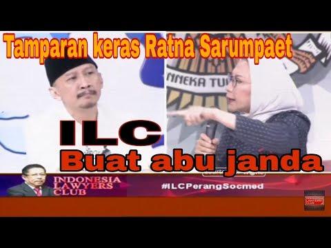 ILC 21 Agustus 2018 tamparan keras Ratna Sarumpaet buat abu janda