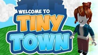 ROBLOX-Willkommen in meiner Stadt (Willkommen in Tiny Town)