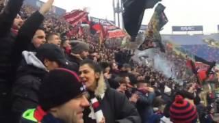 Video Gol Pertandingan Bologna vs Carpi