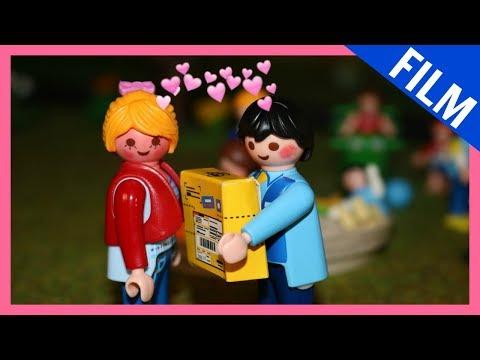 Playmobil Film deutsch - SILKE IST VERLIEBT - PlaymoGeschichten - Kinderserie