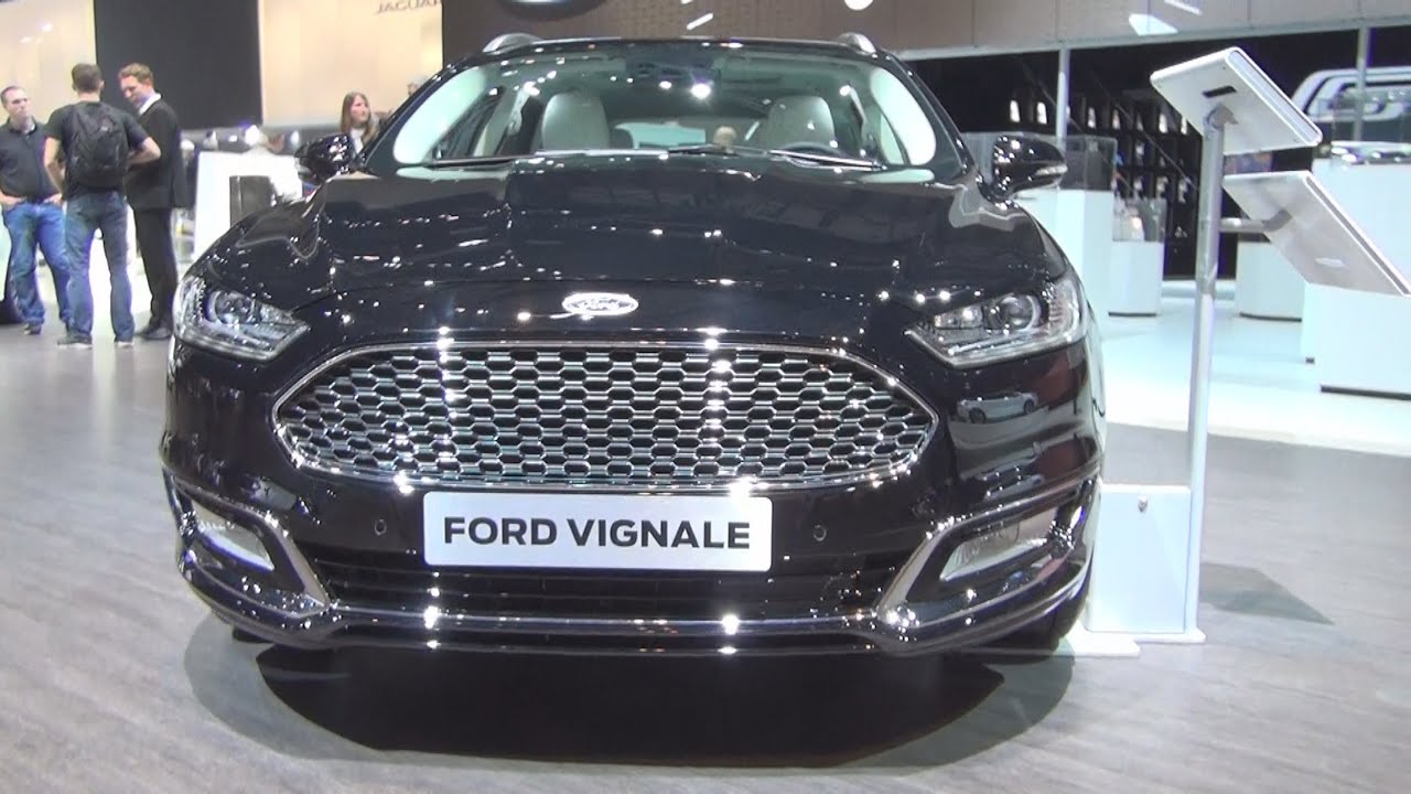 ford mondeo vignale 2 0 tdci 4x4 shadow black 2016 exterior and interior in 3d youtube. Black Bedroom Furniture Sets. Home Design Ideas