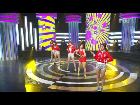 Girl's Day - Oh! My God, 걸스데이 - Oh! My God, Music Core 20120526