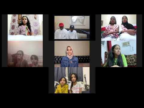 قناة اطفال ومواهب الفضائية برنامج وياكم علي الهواء الحلقة الثالثة والعشرون