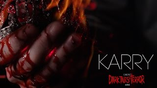 "Dross Dark Tales of Terror: ""Karry"", una tétrica historia de bullying y venganza"