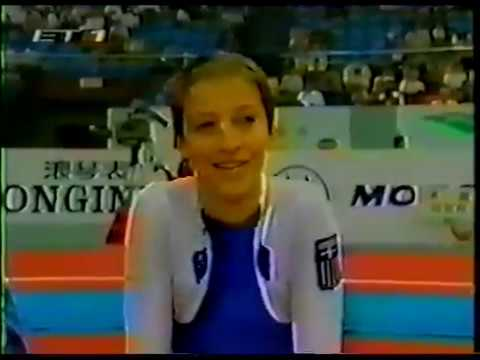 1999 World Gymnastics Championships - Women's Qualifying, Session 2 (Greek TV)