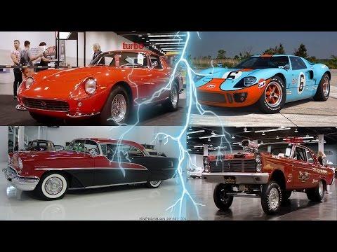 Subastas MECUM | Autos Unicos Anaheim California | MasterBlack