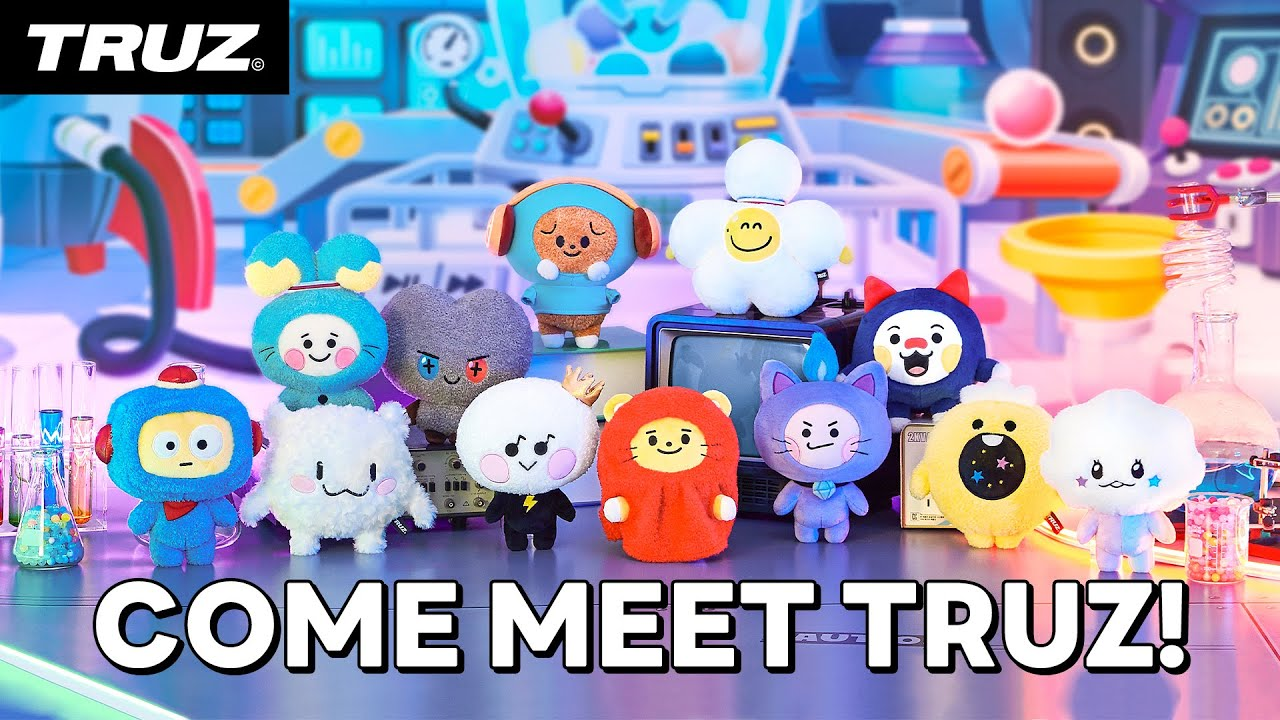 TREASURE's LINE Friends Characters Have Been Made Into Plushies » GossipChimp | Trending K-Drama, TV, Gaming News