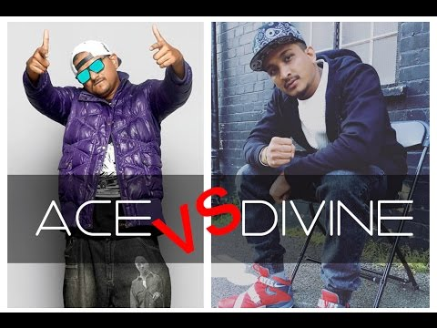 DIVINE VS ACE | Gully Gang Or Mumbai's Finnest | Latest Hindi Rap Battle