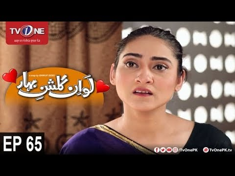 Love In Gulshan E Bihar - Episode 65 - TV One Drama - 24th October 2017