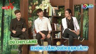 Bi Max cùng Gi A Nguyễn 'tức giận' vì bạn gái gọi điện ngay lúc chơi game làm hai chàng thua trận 🤣