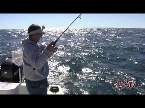 Carolina fishing tv season 3 12 king mackerel youtube for Carolina fishing tv