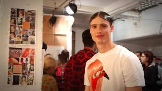 Fudge at Katie Eary London Collections: Men SS14