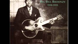 Big Bill Broonzy - Worried Man Blues