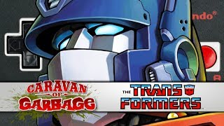 Transformers (NES/Famicon)  - Caravan Of Garbage