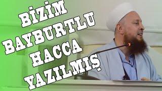 Mustafa Özşimşekler Hocaefendi / Bizim Bayburtlu Hacca yazılmış