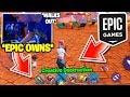 Ninja & SypherPk Find Out That EPIC GAMES *OWNS* Creative Destruction - Fortnite Funny Moments