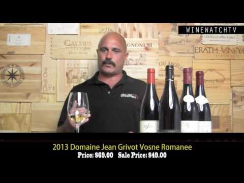 Legends of Burgundy Offering - click image for video