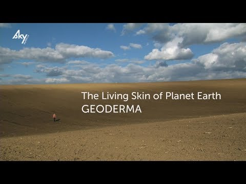 The Living Skin of Planet Earth - GEODERMA