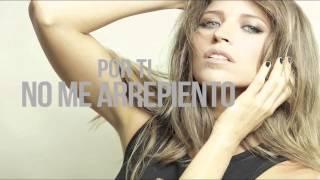 Anna Carina - No me arrepiento [Versión Bachata] (Sola) - Video Letra