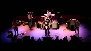 Built to Spill (Broken Chairs) The Moore Theater Seattle Washington