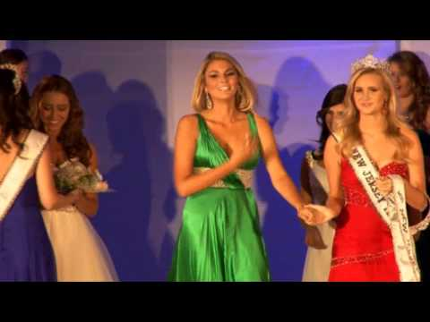 Crowning Moment Miss New Jersey Teen USA 2014