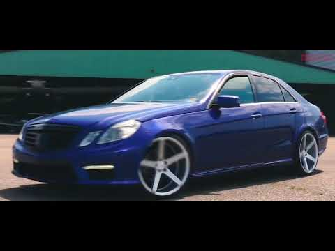 Mercedes E Class W212 | Литые Диски Z-Performance 6.1 Deep Concave | Магазин RaenWheels