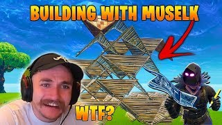 Final Circle Trolling ft. Muselk - Fortnite Battle Royale