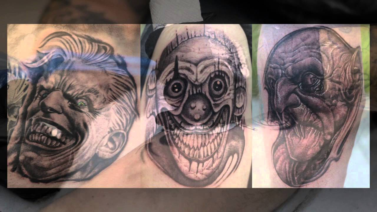 Carved in stone tattoo youtube