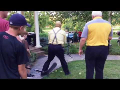 The Front Porch Show - St Marys Lincolns, Glen Childerley & Scott Thomson - Shoot Out - S1E8