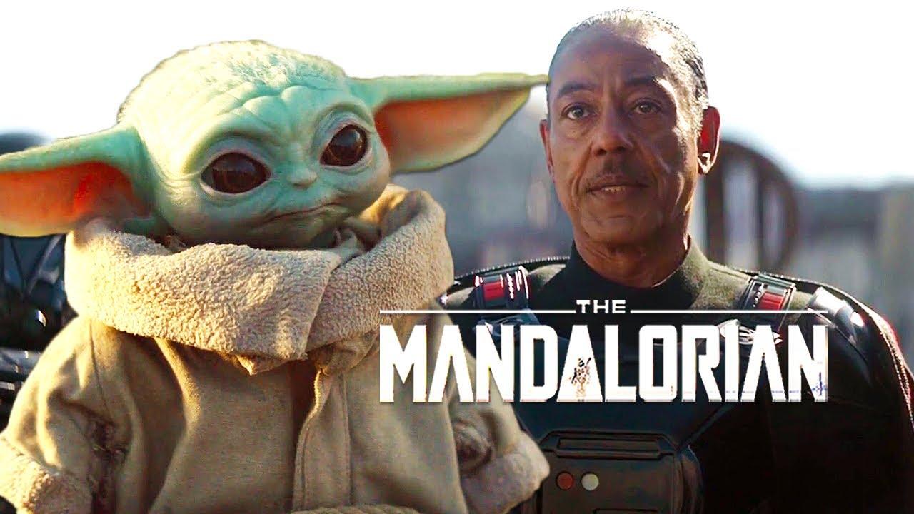 Star Wars The Mandalorian Episode 7 Ending Scene Breakdown Youtube