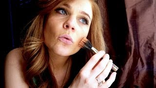 What kind of makeup brushes are best | How to Take Care of Makeup Brushes | Baby Brain Thumbnail