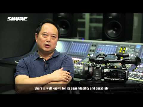 Shure Portable Solution - Outdoor reality show