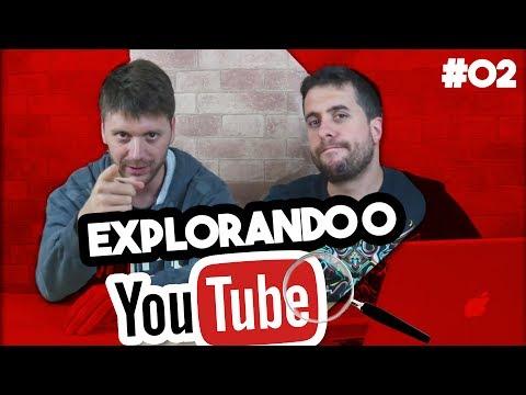 EXPLORANDO O YOUTUBE #02 - Luminária Punheta De Macaco Suplicy Ventilador