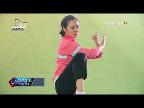 Tim Wushu Training Camp Ke Tiongkok