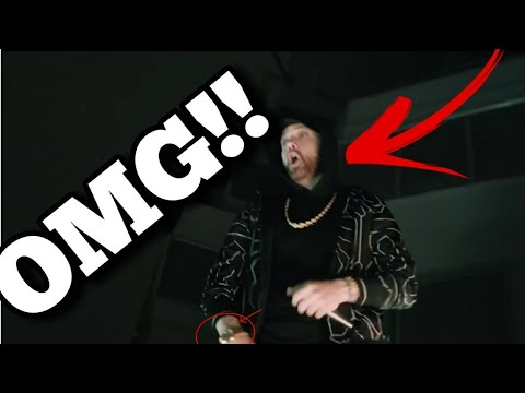 """EXCLUSIVE! EMINEM performs """"Venom"""" from the Empire state building(Best!)REACTION!"""