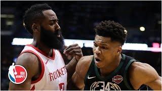 James Harden vs. Giannis Antetokounmpo: A beef breakdown | NBA on ESPN