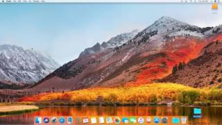 macOS High Sierra: A First Look